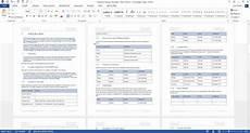 Database Documentation Template Database Design Document Template