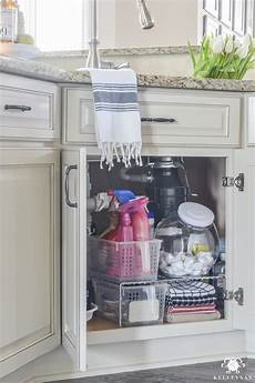 kitchen sink organizing ideas organization for the kitchen sink kelley nan