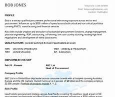 Resume Sample Australia How To Make An Australian Resume And Cover Letter
