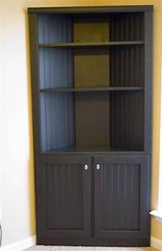 white corner cabinet storage shelf diy projects