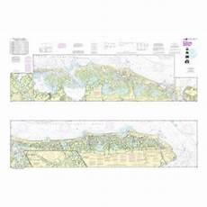 Oceangrafix Nautical Charts Oceangrafix Noaa Nautical Chart 12316 Intracoastal