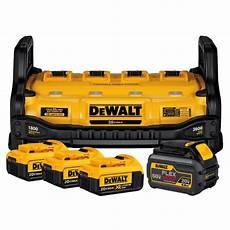 Dewalt Battery Charger Light Fast Dewalt Portable Power Station Review Dcb1800m3t1 Tool