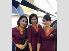 Sriwijaya Air Cabin Crew