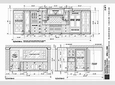 Kitchen Elevation Rendered A Sink Nyc Elevation And Plan Of   Baneproject