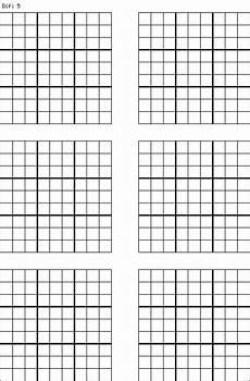 Sudoku Printable Grids Free Printable 9x9 Sudoku Puzzles