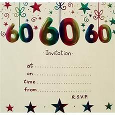 Free Printable 60th Birthday Invitations Templates Free Printable 60th Birthday Invitations Bagvania Free