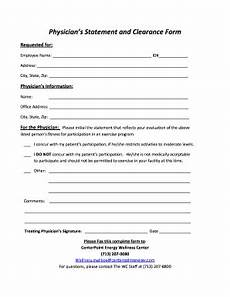 Doctors Statement Physicians Statement Fill Online Printable Fillable