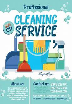 Free Cleaning Flyer Templates Cleaning Service Flyer Psd Template By Elegantflyer