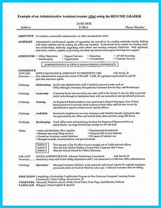 Executive Assistant Objective In Writing Entry Level Administrative Assistant Resume