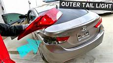 Hyundai Elantra Light Removal How To Remove And Replace Outer Light On Hyundai