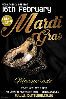 Masquerade Poster Template Masquerade Event Poster Template Postermywall