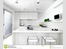 White modern kitchen stock photo. Image of style, sink   20858104