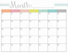 Blank 2020 Calendar By Month To Print Found On Bing From Takingcareofmonkeybusiness Com