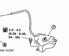 2004 2008 Nissan Maxima Thermostat Replacement Procedure