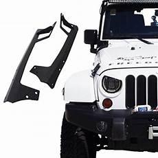 2017 Jeep Wrangler Unlimited Light Bar Xprite 52 Inch Led Light Bar Upper Windshield Mounting