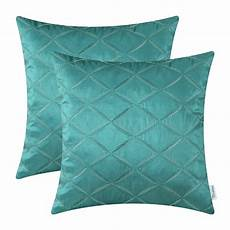 pack of 2 calitime cushion covers throw pillow