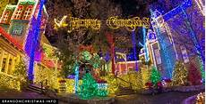 Branson Mo Christmas Light Show 7 New Things To Experience This 2017 Branson Christmas