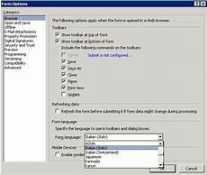 Sharepoint 2007 Browser Compatibility Come Creare Un Form Infopath 2007 Per Sharepoint 2007
