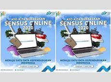 Berakhir 31 Maret Sensus Penduduk Online 2020, Login di