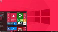 Windows 10 Home Screen The Windows 10 Home Screen Youtube