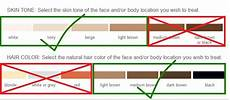 Tria Hair Removal Skin Tone Chart Tria Hair Removal Laser Precision Product Review Beauty