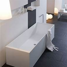 vasche in corian bathtub arlexitalia rectangular in corian freestanding
