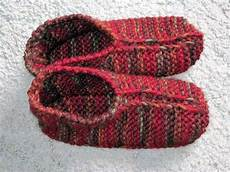 stricken hausschuhe knitting and more knitted slippers