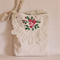 creations vintage embroidery bags
