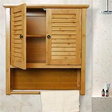 bamboo bathroom wall cabinet yi bamboo bamboo products