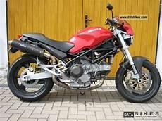 2001 Ducati Monster 900i E