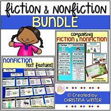 Amazon Nonfiction Charts Fiction And Nonfiction Activities Bundle Mrs Winter S Bliss