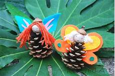 outdoor nature crafts for edventures with
