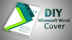 Word Cover Template How To Make A Professional Cover Page In Microsoft Word