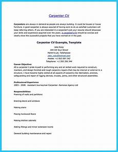 Resume Example Australia Carpenter Resume Samples Australia Template Construction