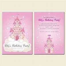 7th Birthday Invitation Card Printable Printable 7th Birthday Invitation Templates