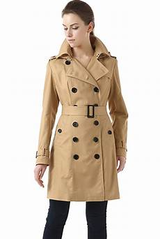 trench coats for tire bgsd s quot quot classic hooded trench coat