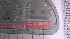 Volvo Position Light Warning Volvo S40 Amp V40 Engine Management Warning Light How To