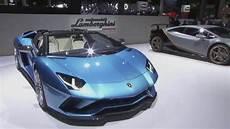 Lambo Lights For Frs 2018 Lamborghini Aventador S Roadster 700hp Interior