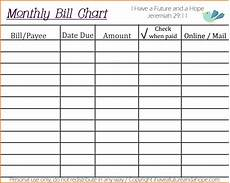 Template For Bills Spreadsheet For Bills Taylor