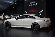 mercedes 2019 cls 2019 mercedes cls puts other 4 door coupes on notice