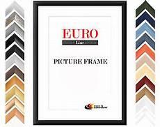cornice 35x50 euroline35 cornici 35x50 o 50x35 cm con entspiegeltem