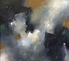 Light And Dark Artists Modern Abstract Landscape Painting By Jan Aanstoot Artmajeur