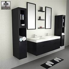 Bathroom Models Bathroom Furniture 08 Set 3d Model Furniture On Hum3d