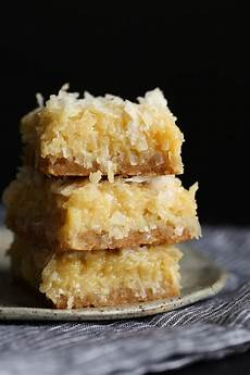 desserts coconut butter coconut bars cookies and cups
