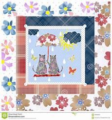 patchwork enfant patchwork pour des enfants avec des papillons et des chats