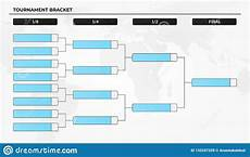 Tournament Table Template Blank Tournament Bracket Template For World Cup