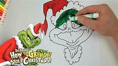 Grinch Malvorlagen Comic How The Grinch Stole Coloring Page