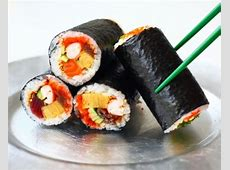 How to make five star sushi at home   Sushi at home, Sushi