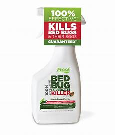proof bed bug dust mite killer spray 100 effective