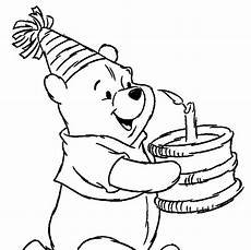 gambar winnie the pooh untuk mewarnai tempat berbagi gambar